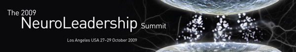 2009 NeuroLeadership Summit.